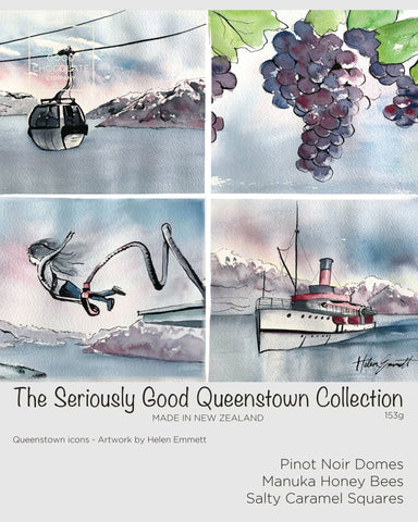 Queenstown Watercolour - 9 Box
