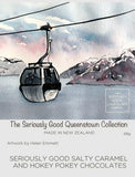 Queenstown Watercolour -  Gondola 4