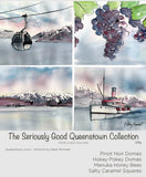 Queenstown Watercolour Selection – 16 Box
