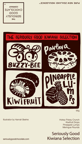 Kiwiana Selection - 4 Box