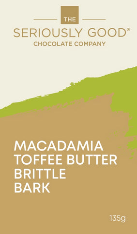 Seriously Good Macadamia Toffee Butter Brittle Bark