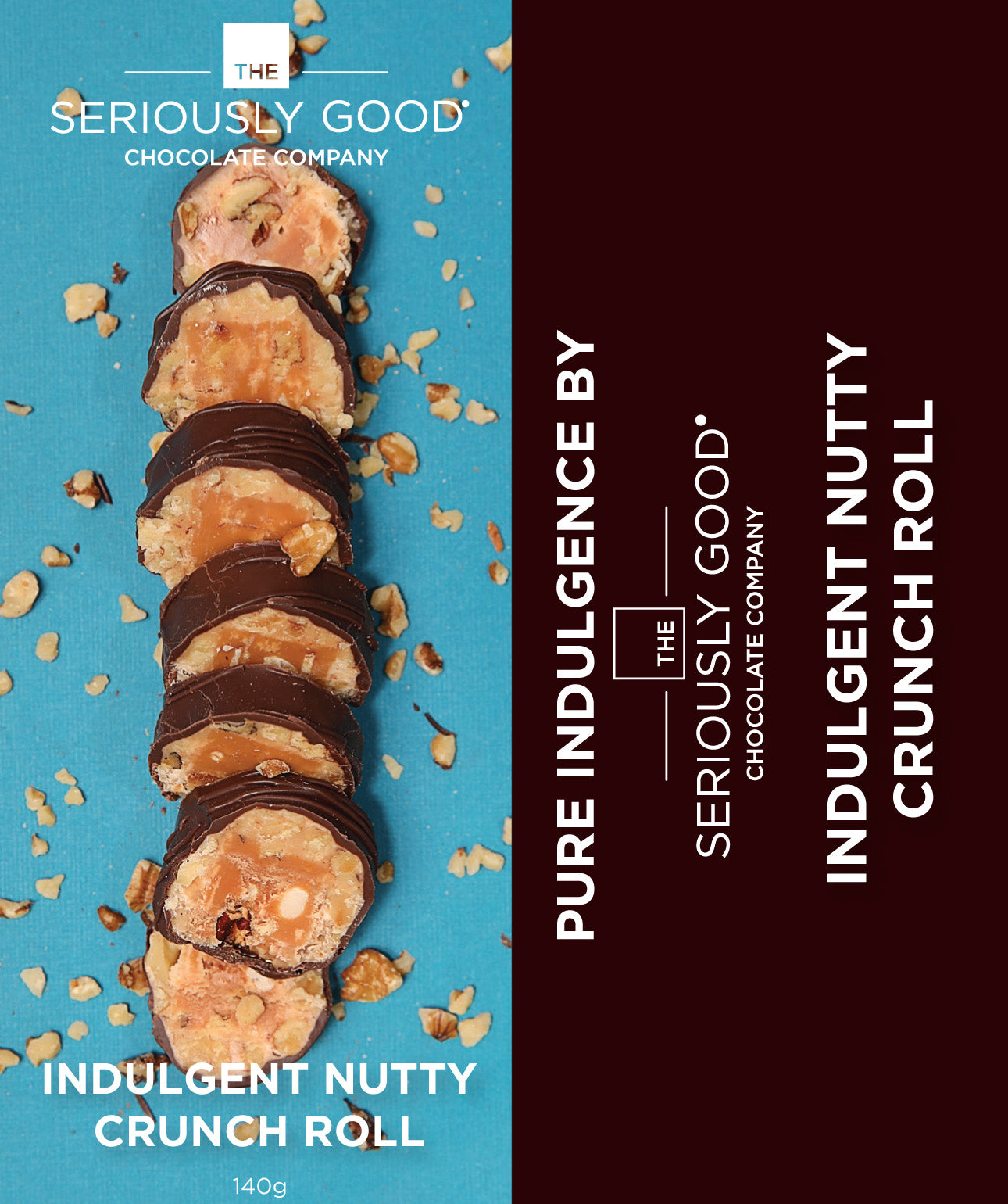 Indulgent NZ Made mixed flavours Pinot Noir Wine Toffee Salted Caramel Nutty Crunch