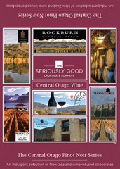The Central Otago Pinot Noir Wine Story – 16 Box