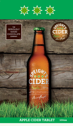 Speight's Ale or Cider Infused Tablets