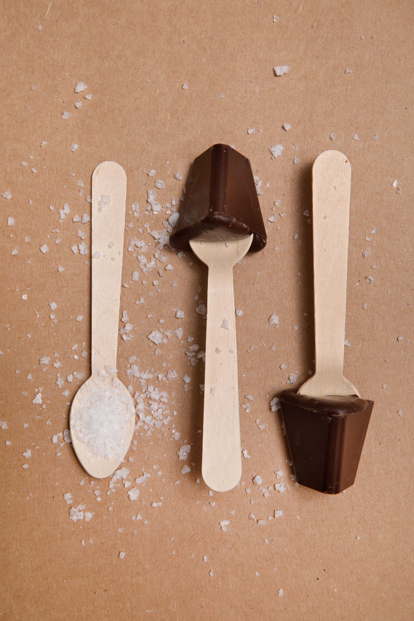 Seriously Good Mocha Chocolate Spoon