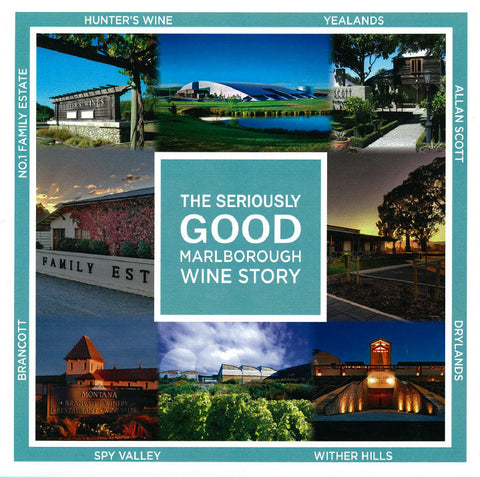 The Marlborough Wine Story - 16 Box