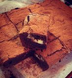 Whole Chocolate Richie McCaw Brownie
