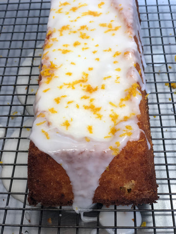 Whole Lemon Loaf