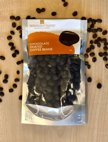 Chocolate Coated coffee beans  - Pouch