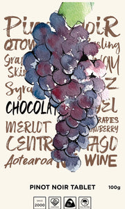 Pinot Noir words - wine - Tablet