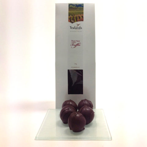 Yealands Wine Chocolate Stand up Pinot Noir