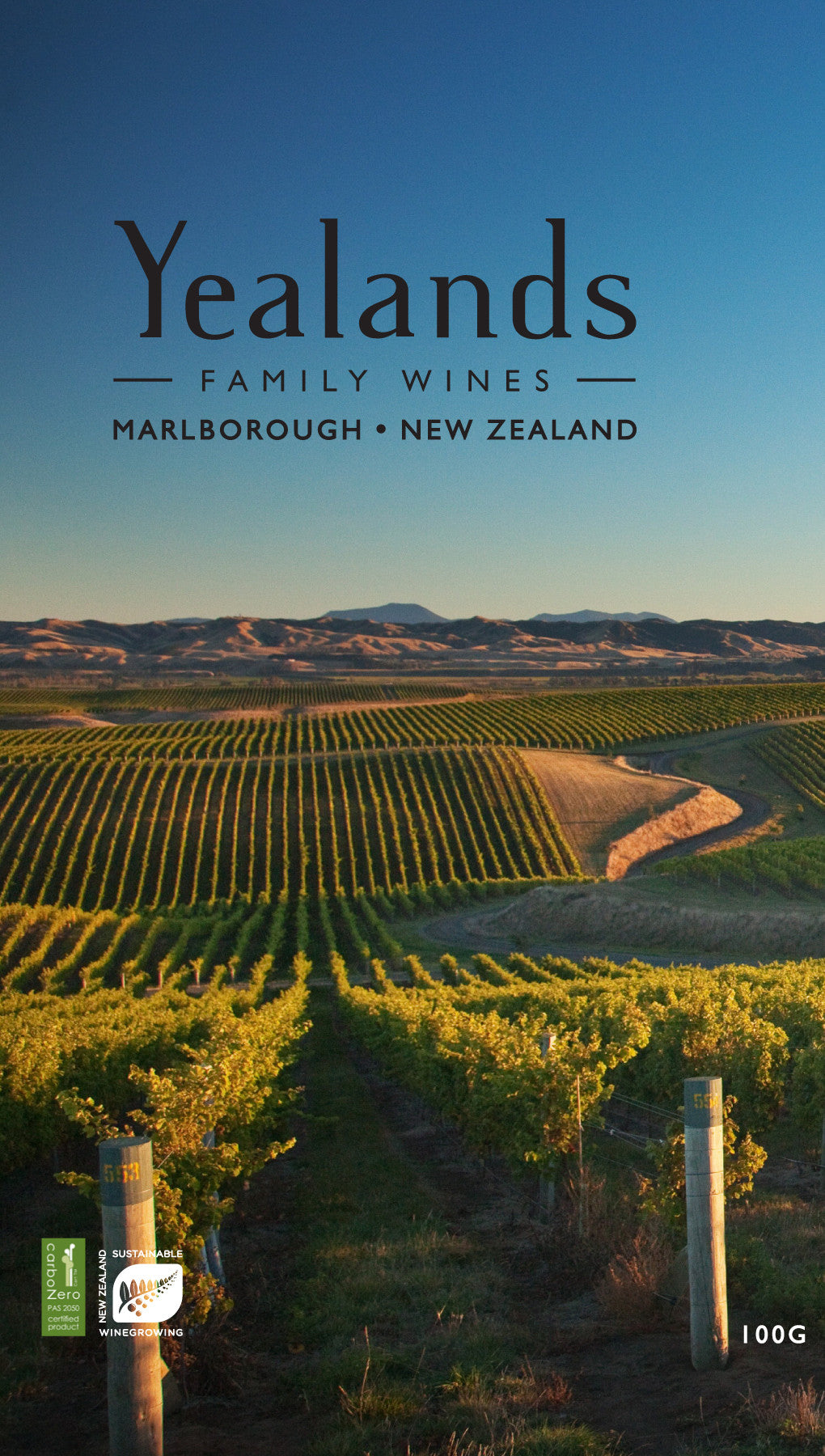 Yealands Estate - Pinot Noir - Tablet