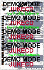 JukeCD Demo Mode