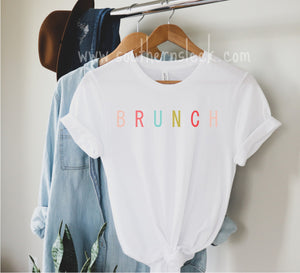BRUNCH Colorful Shirt
