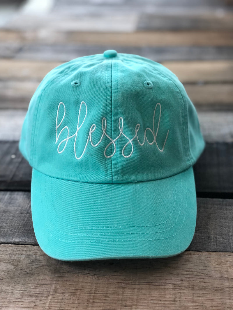 Blessed Mint Hat