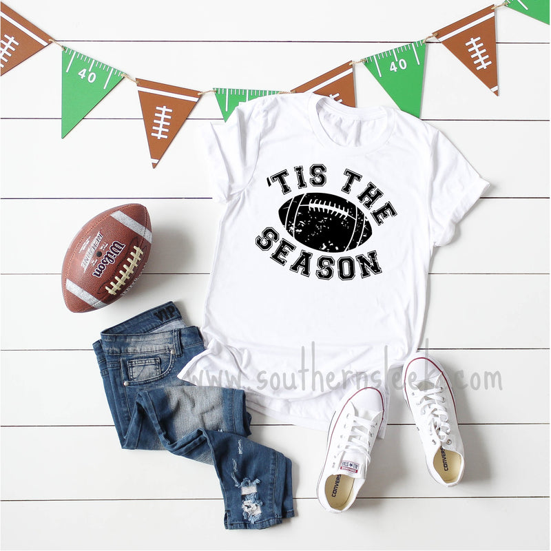 Tis The Season Football Shirt