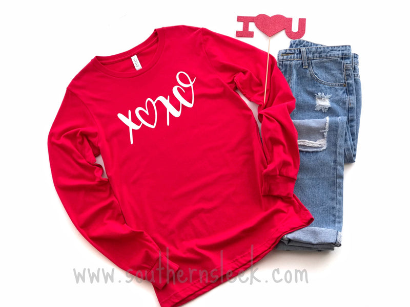 XOXO Valentine's Day Shirt
