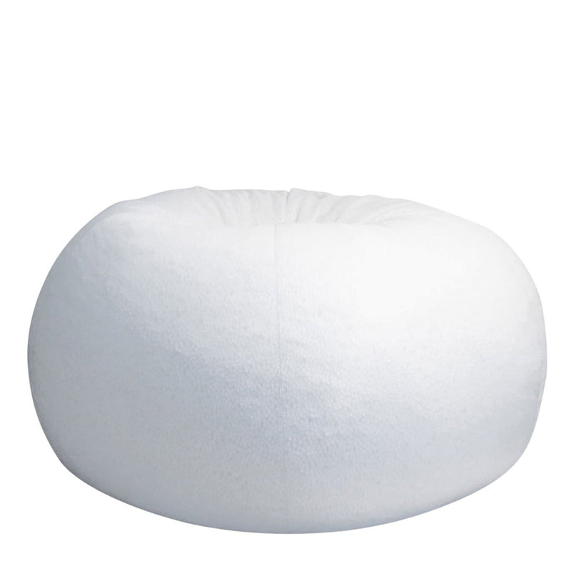 Superb Bean Bag Liner White 2 Sizes Available Beatyapartments Chair Design Images Beatyapartmentscom