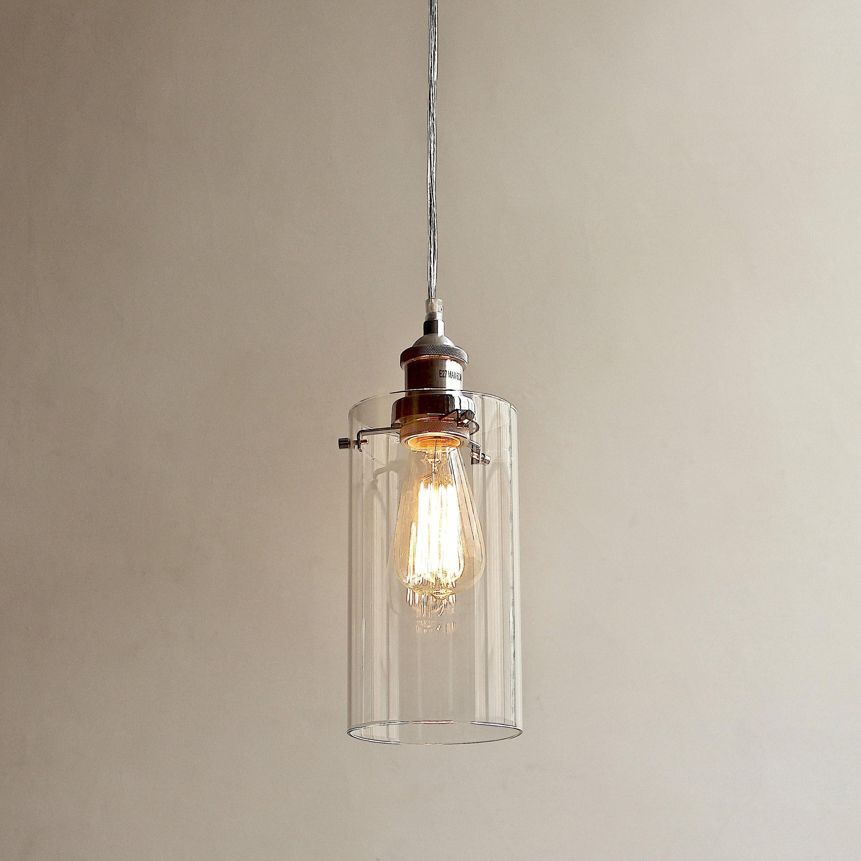 solid pendant lights cylinder products lampefeber light