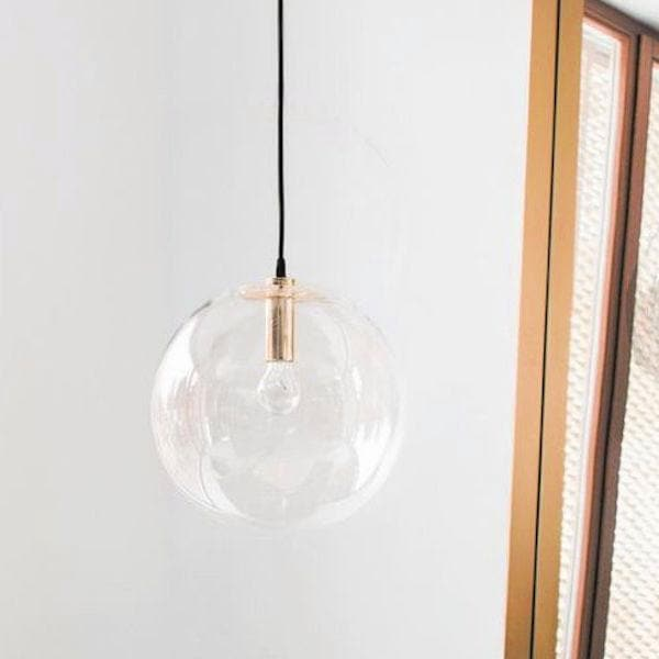 Large Bubble Pendant Light - Ariana