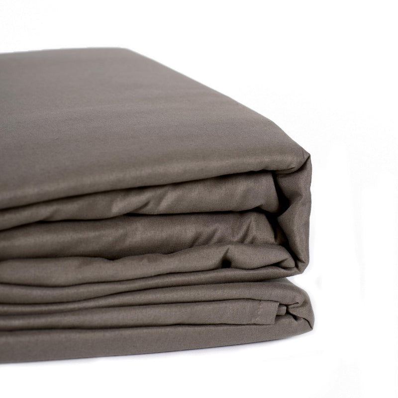 Joy Collection Sheet Set - Charcoal Grey