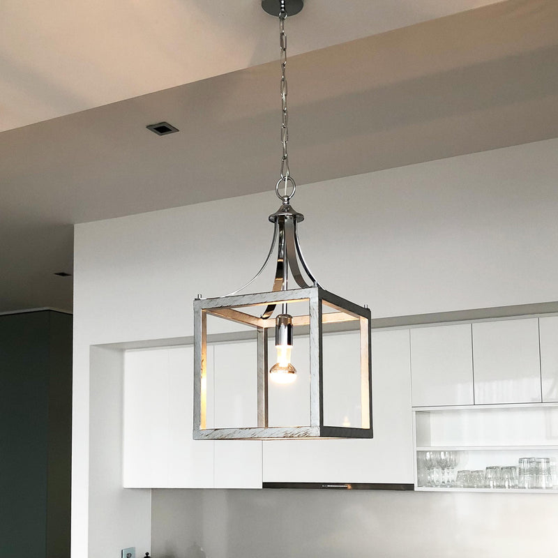Hampton Lantern Pendant Light - Langham