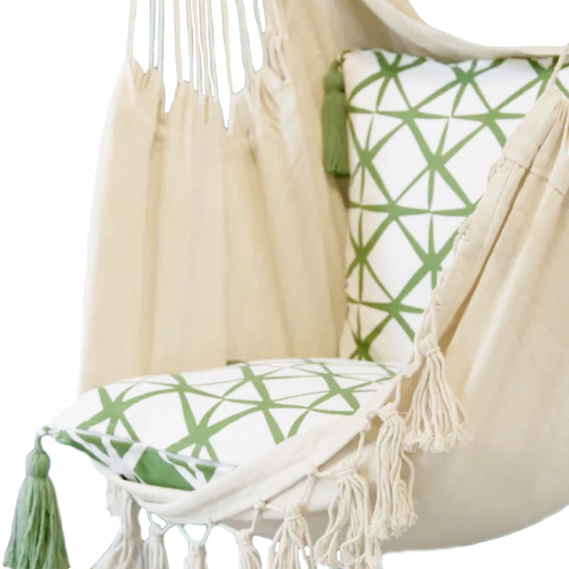 Soho Hammock Chair - Soft Cream