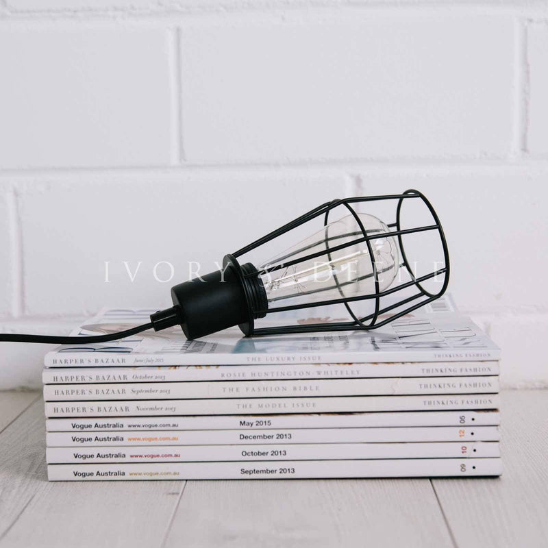 black-industrial-wire-pendant-light-bulb-off