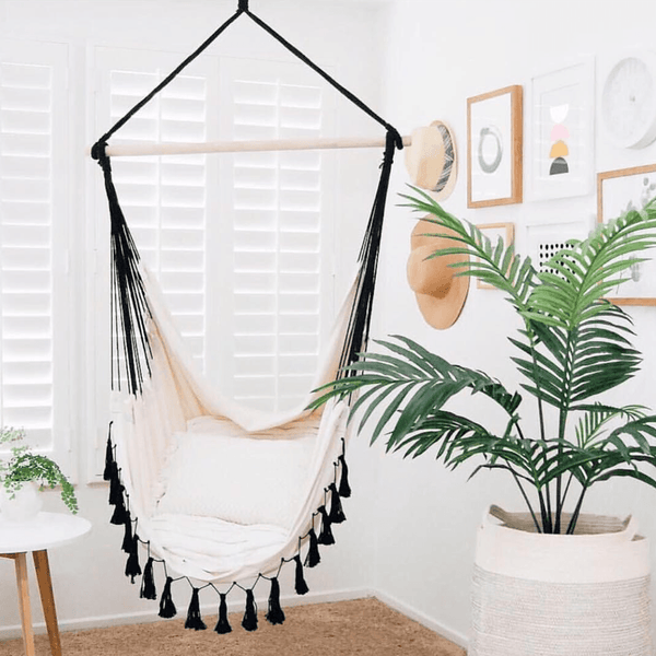 Soho Hammock Hanging Chair - Cream