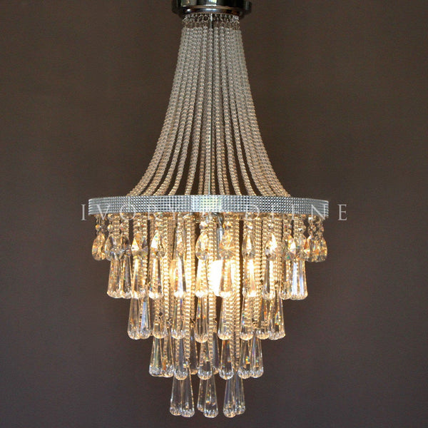 Chandelier - Empire Basket Pendant - Olivia
