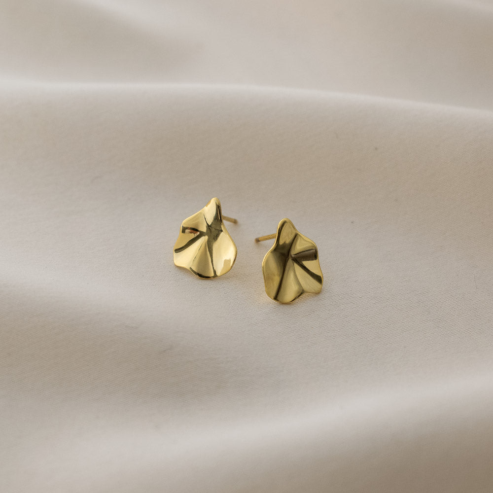Sincerely Danicka Earrings Collection Divine Gold