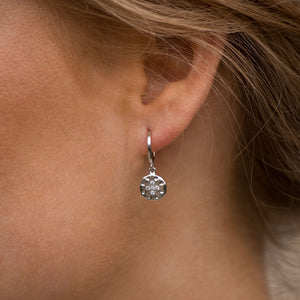 Sincerely Danicka Earrings Collection Radiant Silver