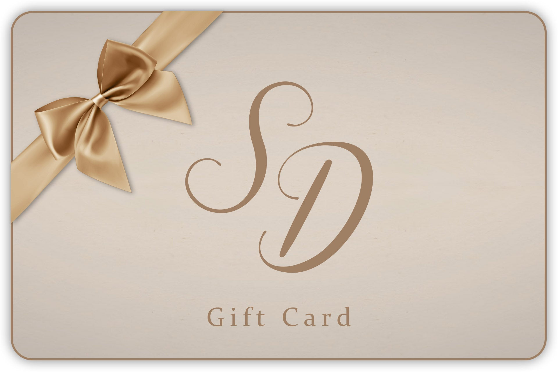 Sincerely Danicka Gift Card