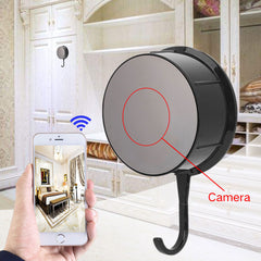 Wireless 1080P Clothes Hook Hidden Camera Motion Detection Realtime Recording