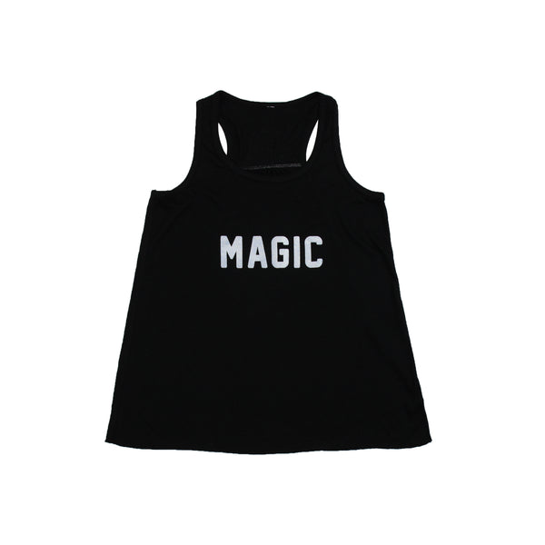 Magic Glittery Racerback Tank