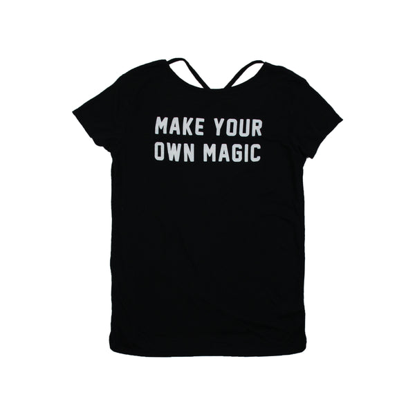 Make Magic Slinky Crossback Tee