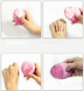 Electric Rechargeable Silicone Cleansing Wash Brush