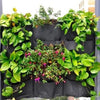 Vertical Hanging Felt Wall Plant Pot
