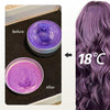 Hair Dye That Changes Color With Temperature