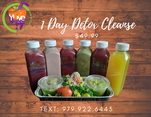 1 Day Detox Cleanse