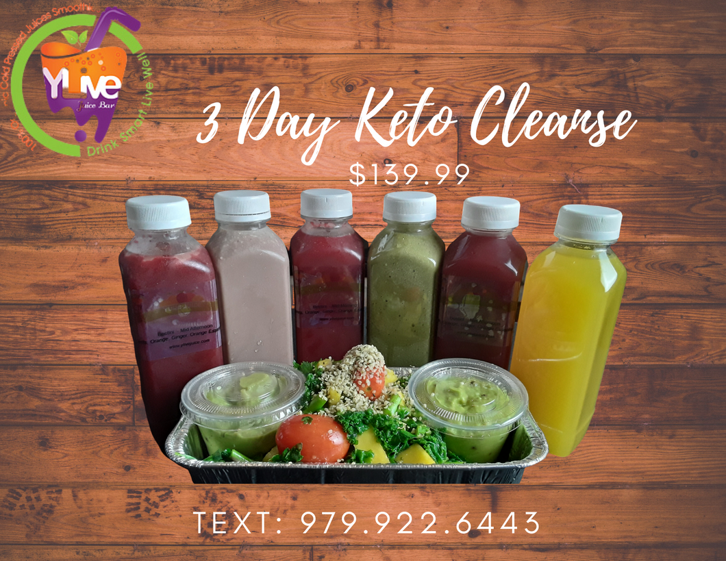 3 Day Keto Cleanse