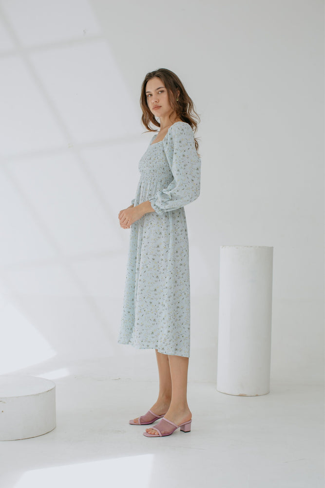 Catelinne Cerra Dress In Mint
