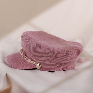 Load image into Gallery viewer, Pink Military Hat