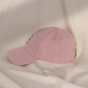 Pink Mean People Hat