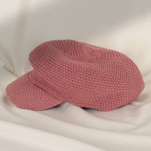 Load image into Gallery viewer, Knit Pink Hat