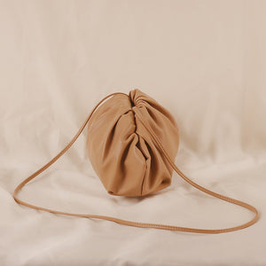 Nude Pouch Sling Bag
