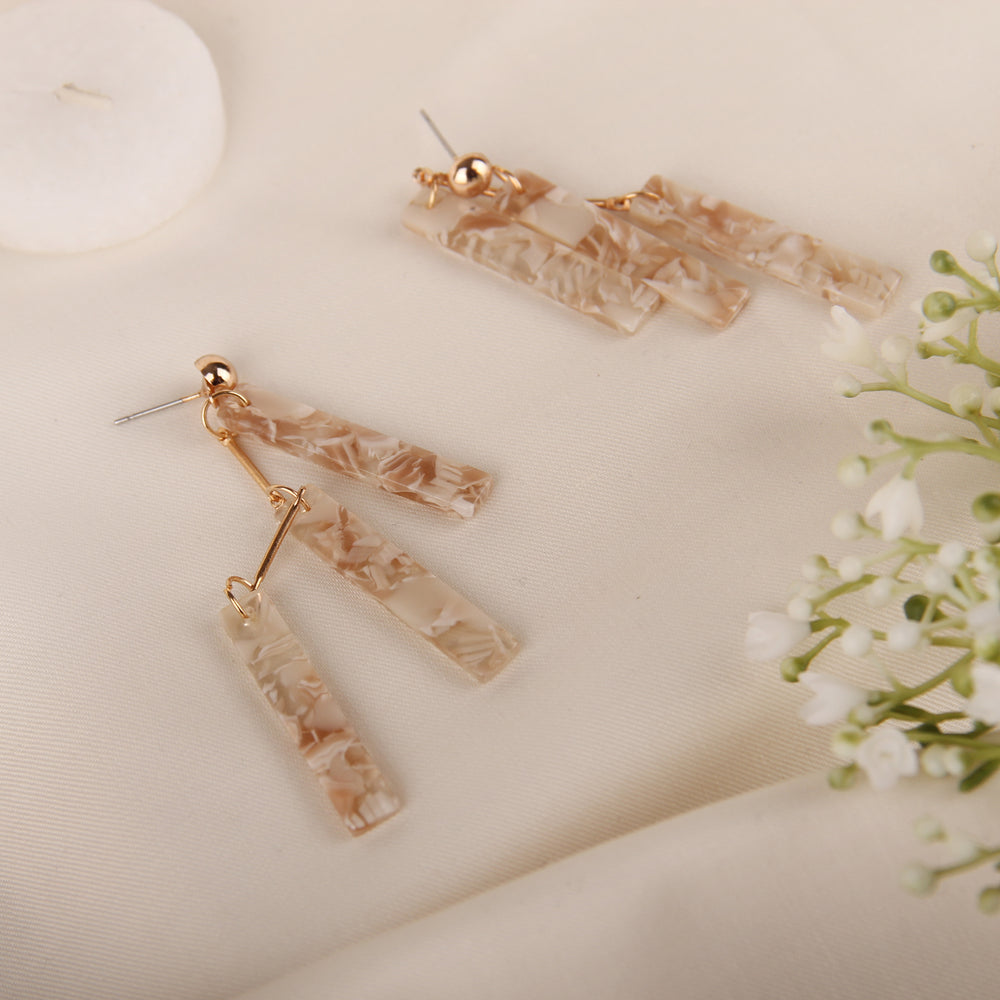 Simone Stone Earrings
