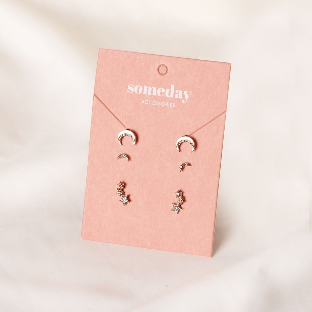 Threeset Adalyn Earings