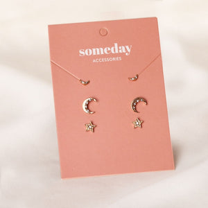 Threeset Emery Earings