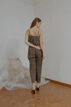 Load image into Gallery viewer, Arala Floral Jumpsuit
